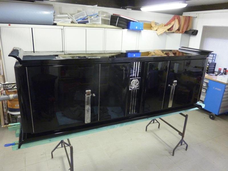 Art Deco Sideboard  im perfektem Zustand