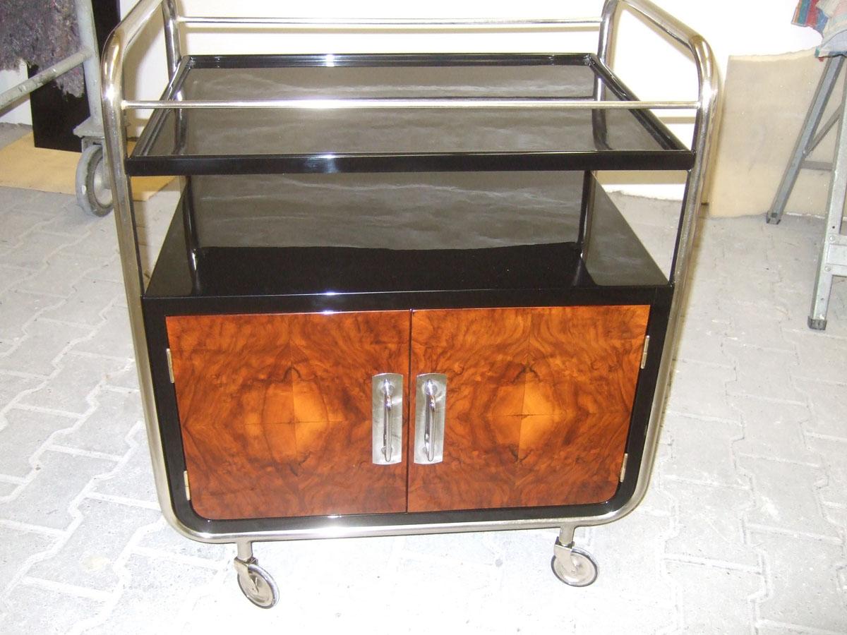 Art Deco Rollbar