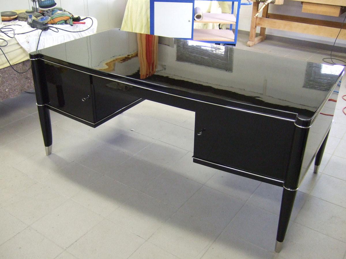 Art Deco Schreibtisch, De Cone