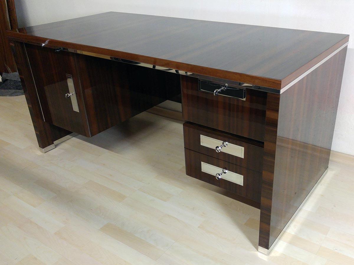 Art Deco Schreibtisch Makassar