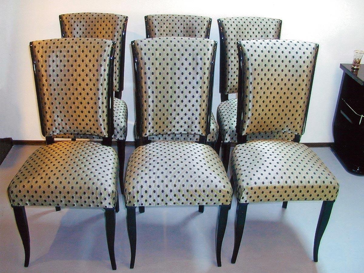 Art Deco Stühle