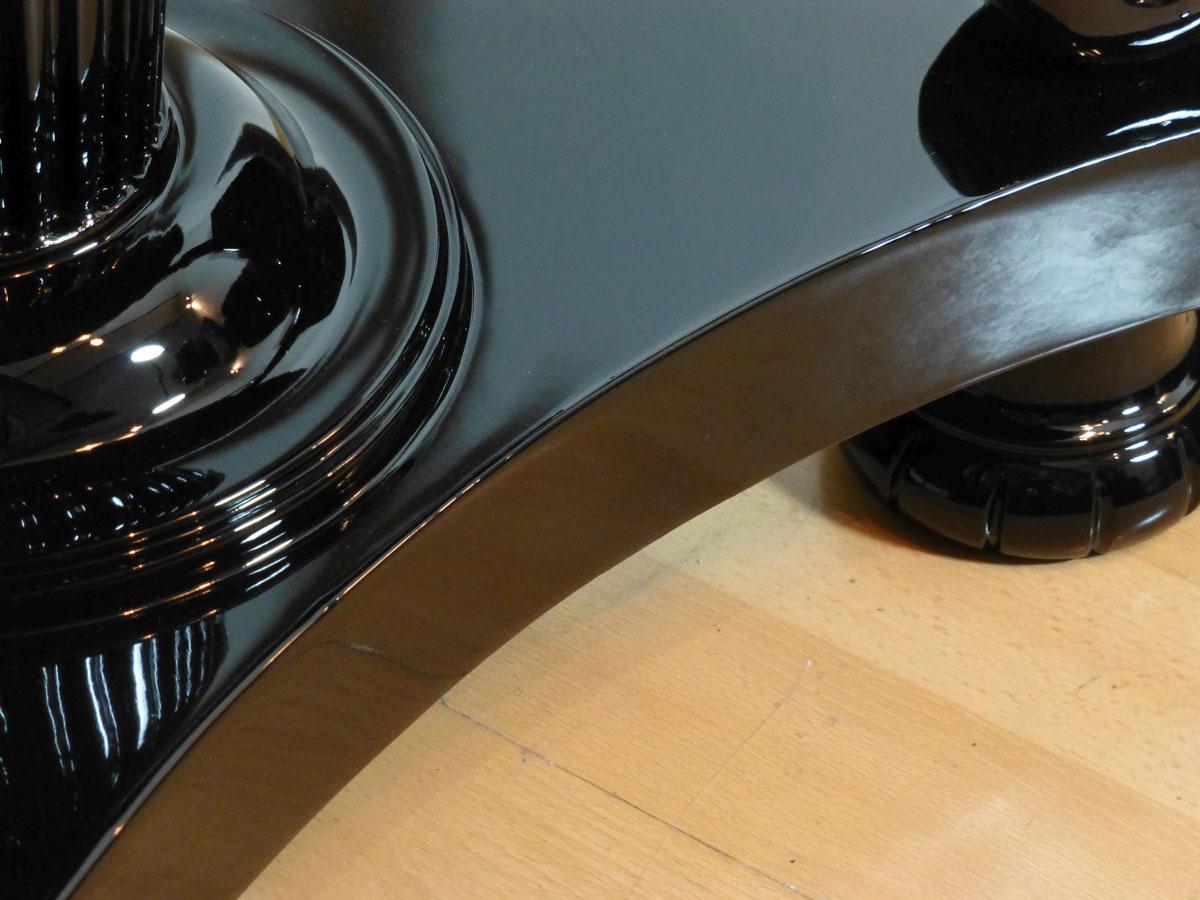 sthle schwarz lackieren cheap lackieren geht ber studieren with sthle schwarz lackieren. Black Bedroom Furniture Sets. Home Design Ideas