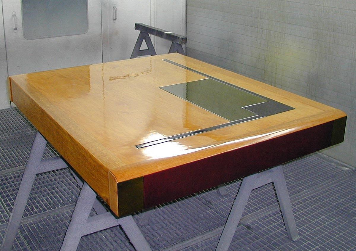 Design Tischplatte, Einzelstück