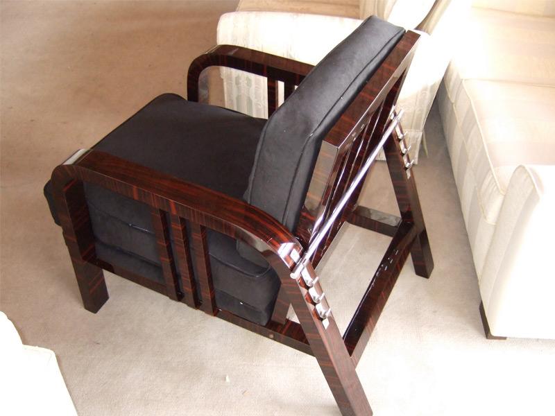 Sessel aus Makassar