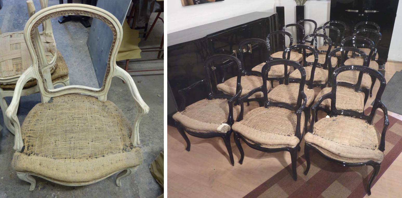 lackierung restaurierungen. Black Bedroom Furniture Sets. Home Design Ideas